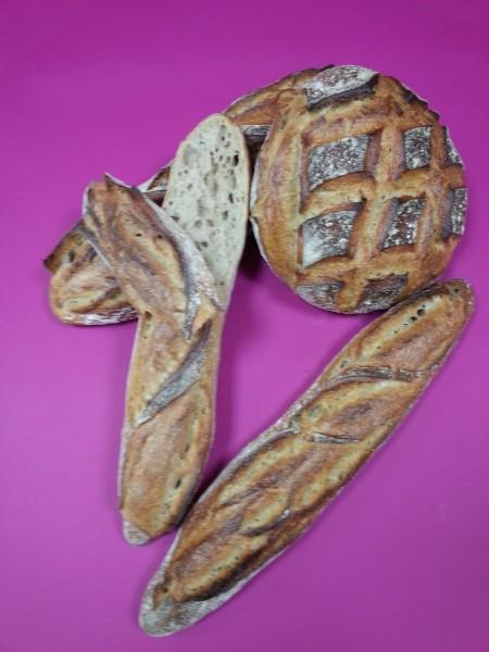 pain de campagne boulangerie bordet arlanc