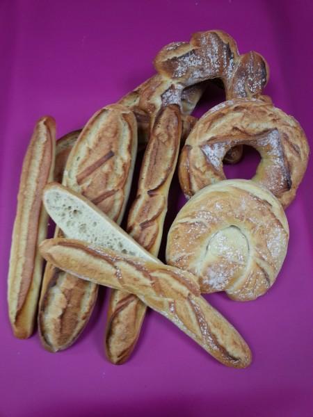 pain baguette couronne boulangerie bordet arlanc